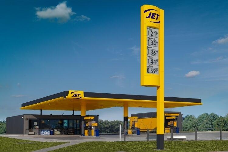 JET Tankstellen Deutschland GmbH 3