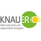 Knauer Wärmetechnik & regenerative Energien Logo