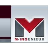 Ingenieurbüro M-Ing  Logo