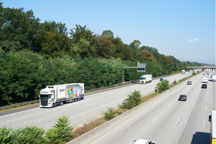 GEORGI GmbH & Co. KG Transporte  4