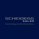 Reinhard Scheidegg - Konstruktion & Blechverarbeitung  Logo
