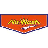 Mr. Wash Autoservice AG Logo