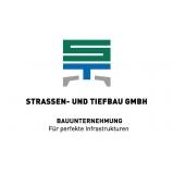 Strassen- und Tiefbau GmbH Logo