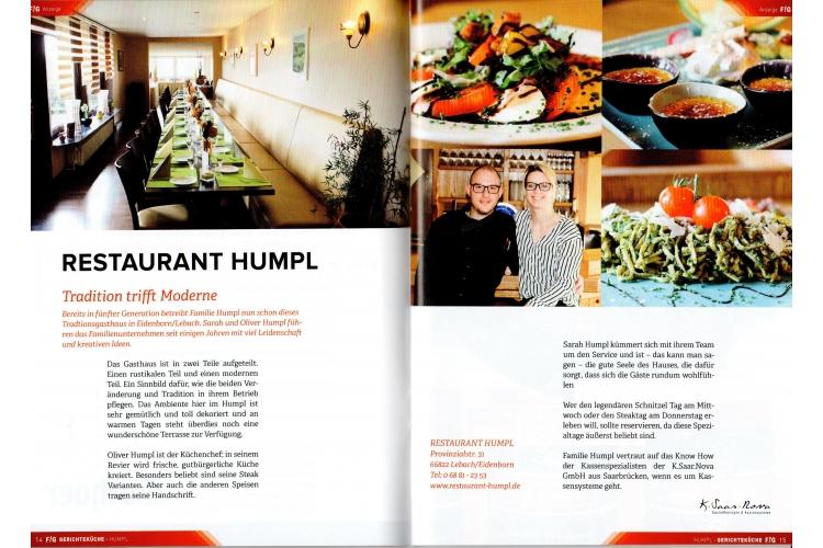 Restaurant Humpl  1