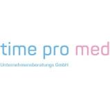 time pro med Unternehmensberatungs GmbH Logo